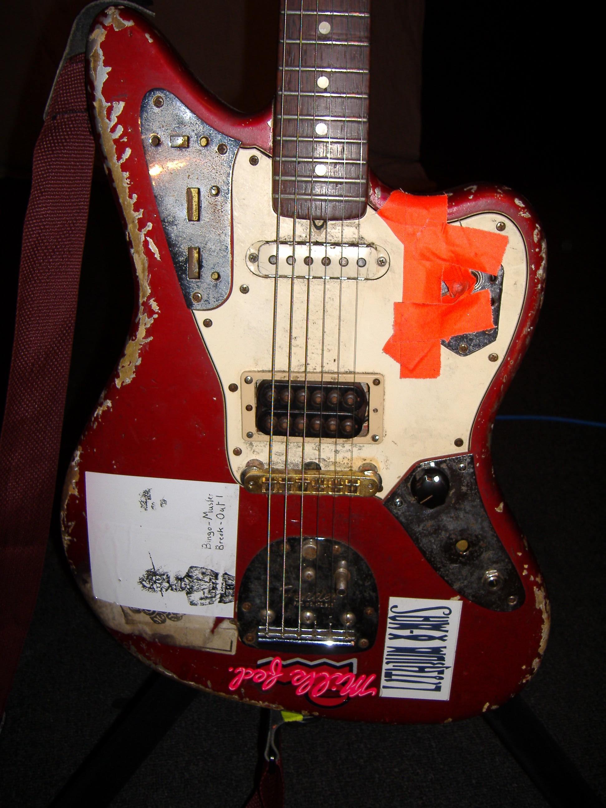 1964 fender stratocaster body dating 5